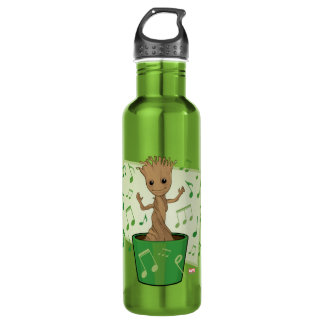 Guardians of the Galaxy | Dancing Baby Groot 710 Ml Water Bottle
