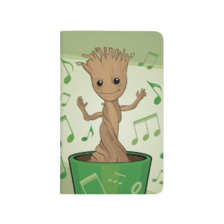 Guardians of the Galaxy | Dancing Baby Groot Journal