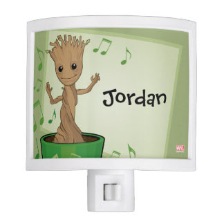 Guardians of the Galaxy | Dancing Baby Groot Night Light