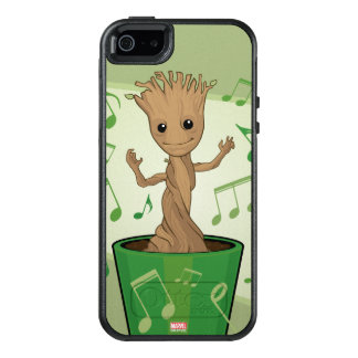 Guardians of the Galaxy | Dancing Baby Groot OtterBox iPhone 5/5s/SE Case