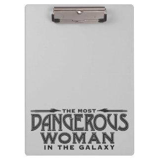 Guardians of the Galaxy | Dangerous Woman Clipboard