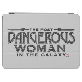 Guardians of the Galaxy   Dangerous Woman iPad Air Cover
