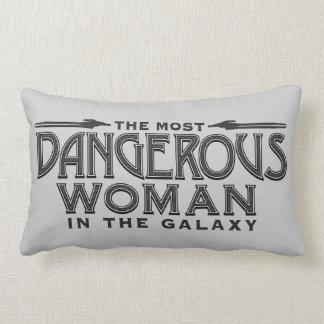 Guardians of the Galaxy | Dangerous Woman Lumbar Pillow