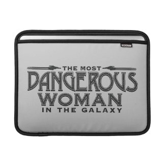 Guardians of the Galaxy | Dangerous Woman Sleeve For MacBook Air