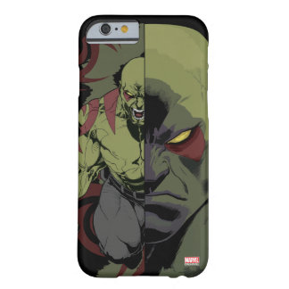 Guardians of the Galaxy | Drax Close-Up Graphic Barely There iPhone 6 Case