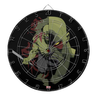 Guardians of the Galaxy | Drax Close-Up Graphic Dartboard