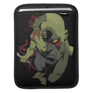 Guardians of the Galaxy | Drax Close-Up Graphic iPad Sleeve