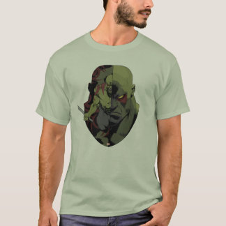 Guardians of the Galaxy | Drax Close-Up Graphic T-Shirt