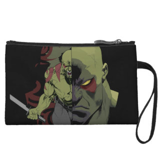 Guardians of the Galaxy | Drax Close-Up Graphic Wristlet