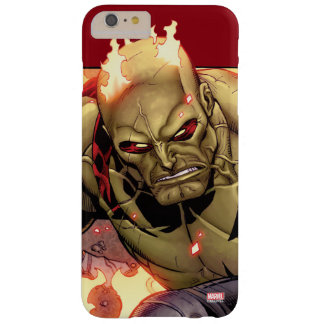 Guardians of the Galaxy | Drax In Flames Barely There iPhone 6 Plus Case