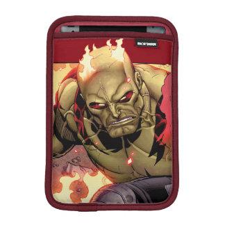 Guardians of the Galaxy | Drax In Flames iPad Mini Sleeve