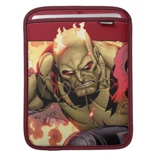 Guardians of the Galaxy | Drax In Flames iPad Sleeve