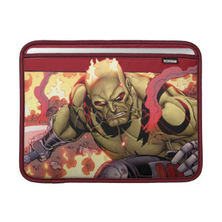 Guardians of the Galaxy | Drax In Flames MacBook Sleeves