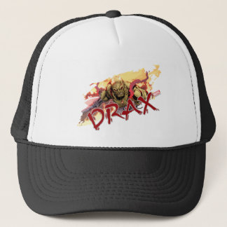 Guardians of the Galaxy | Drax In Flames Trucker Hat