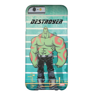 Guardians of the Galaxy | Drax Mugshot Barely There iPhone 6 Case