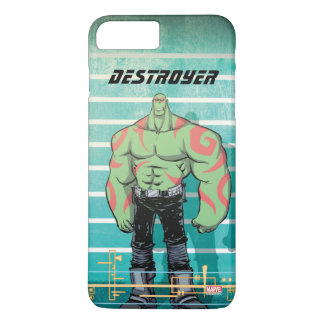 Guardians of the Galaxy | Drax Mugshot Case-Mate iPhone Case