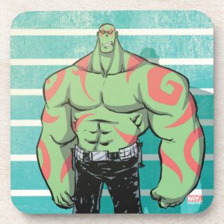 Guardians of the Galaxy | Drax Mugshot Coaster