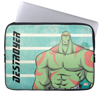 Guardians of the Galaxy | Drax Mugshot Laptop Sleeve