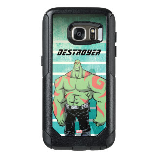 Guardians of the Galaxy | Drax Mugshot OtterBox Samsung Galaxy S7 Case