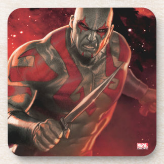 Guardians of the Galaxy | Drax With Daggers Coaster
