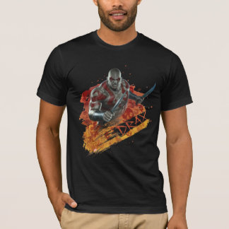 Guardians of the Galaxy | Drax With Daggers T-Shirt