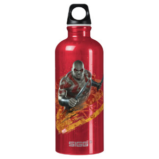 Guardians of the Galaxy | Drax With Daggers Water Bottle