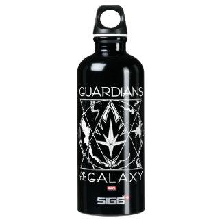 Guardians of the Galaxy   Galactic Logo Badge