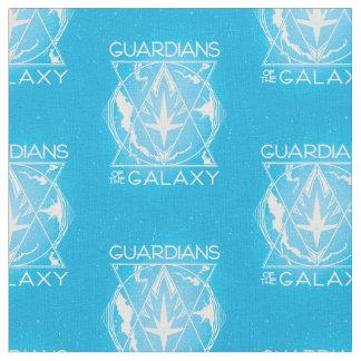 Guardians of the Galaxy | Galactic Logo Badge Fabric