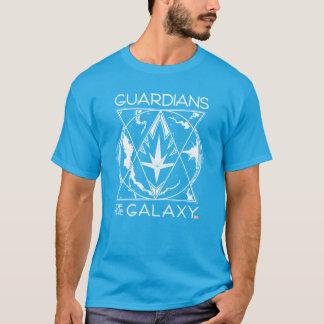 Guardians of the Galaxy | Galactic Logo Badge T-Shirt