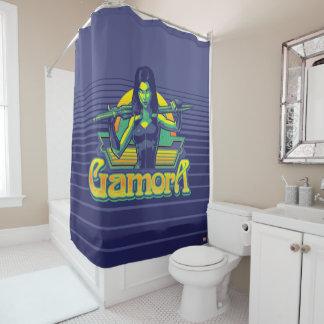 Guardians of the Galaxy   Gamora Cartoon Badge