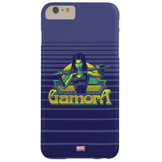 Guardians of the Galaxy | Gamora Cartoon Badge Barely There iPhone 6 Plus Case