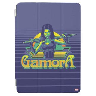 Guardians of the Galaxy | Gamora Cartoon Badge iPad Air Cover