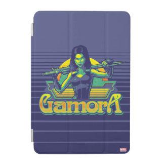 Guardians of the Galaxy | Gamora Cartoon Badge iPad Mini Cover