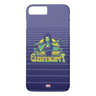 Guardians of the Galaxy | Gamora Cartoon Badge iPhone 8 Plus/7 Plus Case