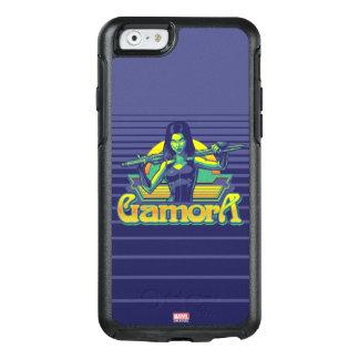 Guardians of the Galaxy | Gamora Cartoon Badge OtterBox iPhone 6/6s Case