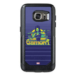 Guardians of the Galaxy | Gamora Cartoon Badge OtterBox Samsung Galaxy S7 Case