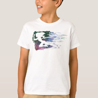 Guardians of the Galaxy | Gamora Galaxy Cutout T-Shirt