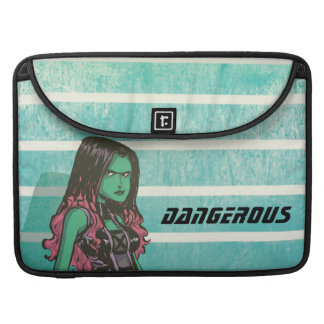 Guardians of the Galaxy | Gamora Mugshot Sleeve For MacBook Pro