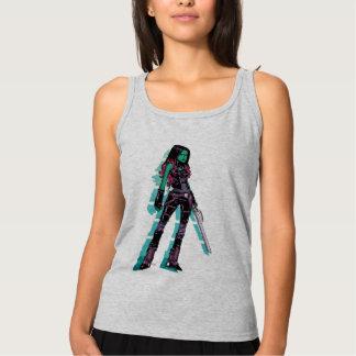 Guardians of the Galaxy | Gamora Mugshot Tank Top
