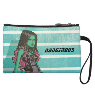 Guardians of the Galaxy | Gamora Mugshot Wristlet Purses