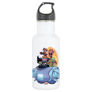 Guardians of the Galaxy | Gamora Pilots Ship 532 Ml Water Bottle