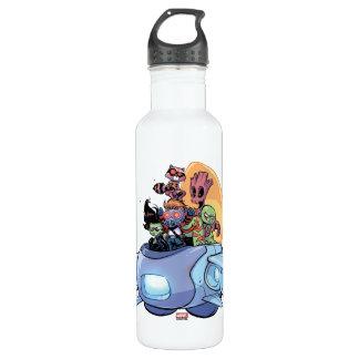 Guardians of the Galaxy | Gamora Pilots Ship 710 Ml Water Bottle