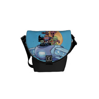 Guardians of the Galaxy | Gamora Pilots Ship Commuter Bag