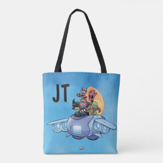 Guardians of the Galaxy | Gamora Pilots Ship Tote Bag