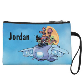 Guardians of the Galaxy | Gamora Pilots Ship Wristlet Purses