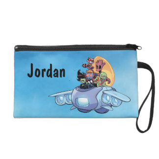 Guardians of the Galaxy | Gamora Pilots Ship Wristlets