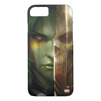 Guardians of the Galaxy | Gamora With Blade iPhone 8/7 Case