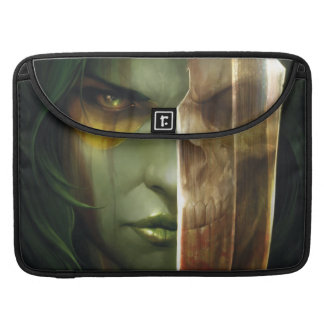 Guardians of the Galaxy | Gamora With Blade MacBook Pro Sleeves
