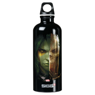 Guardians of the Galaxy | Gamora With Blade Water Bottle
