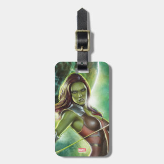 Guardians of the Galaxy | Gamora With Sword Luggage Tag
